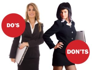 GUIDELINES TO DRESSING FOR A JOB INTERVIEW IN NIGERIA